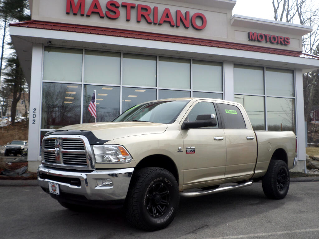 2011 Dodge Ram 3500 CUMMINS TURBO DIESEL 1 TON SRW NAVI!!