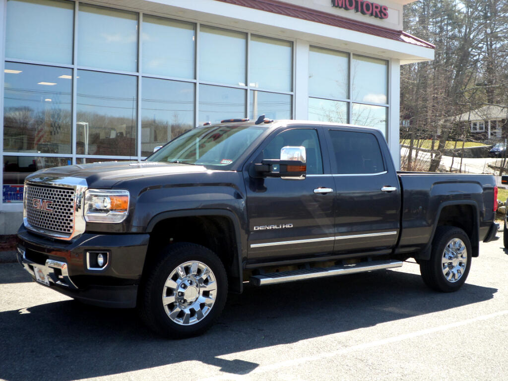 2015 GMC Sierra 2500HD available WiFi DURAMAX DIESEL ALLISON TRANS DENALI PACKAGE!!!