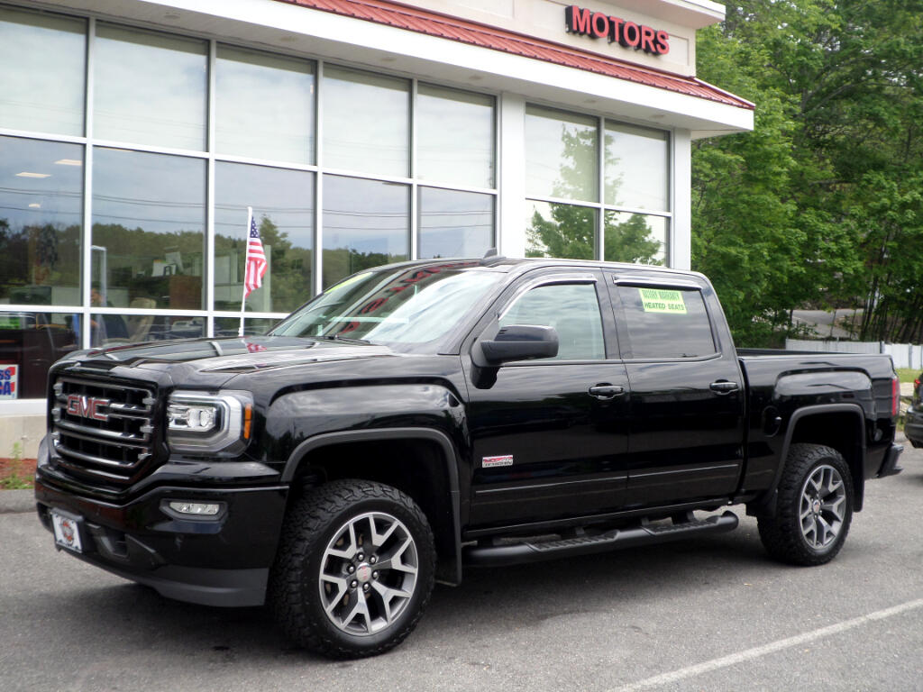 2017 GMC Sierra 1500 ALL TERRAIN SLT FULLY LOADED BACK UP CAM
