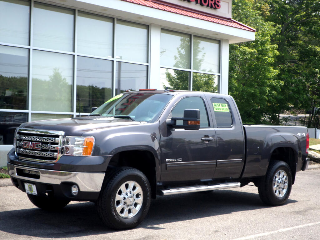 2011 GMC Sierra 2500HD SLT DURAMAX DIESEL ALLISON TRANS LEATHER AND NAV!!