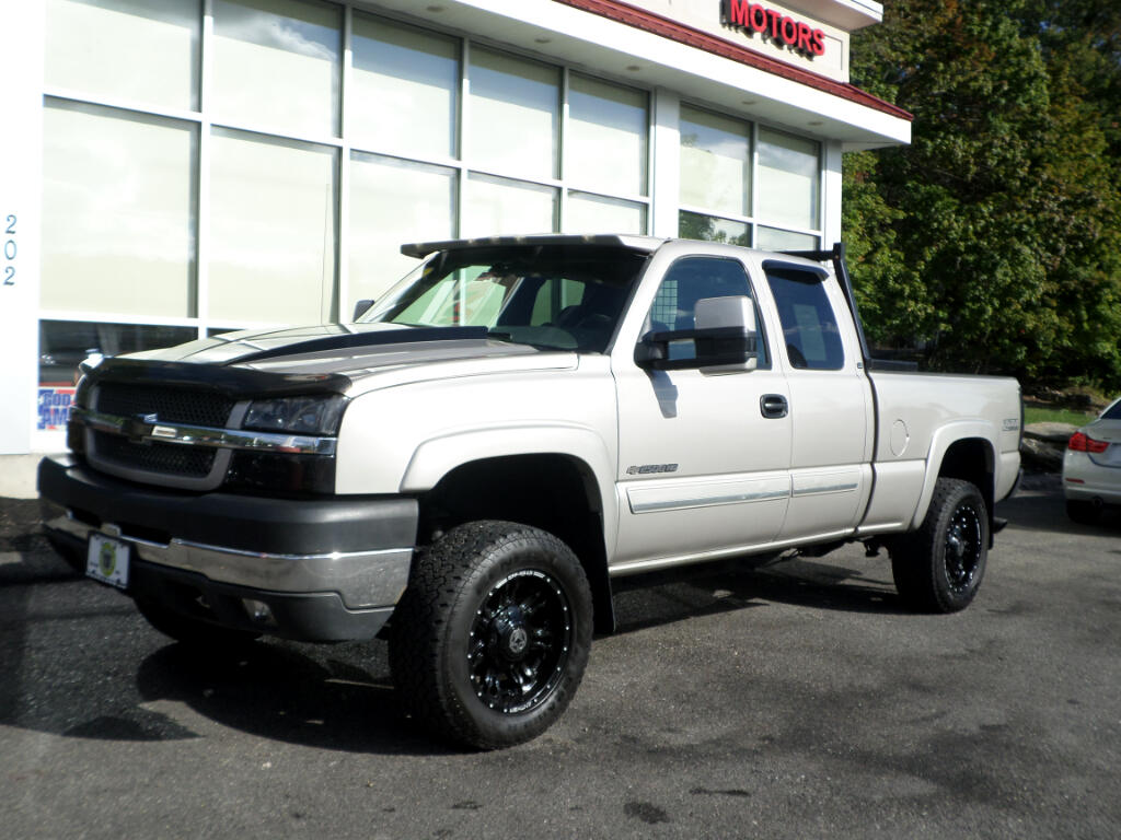 2004 Chevrolet Silverado 2500HD Z71 LS PACKAGE 18