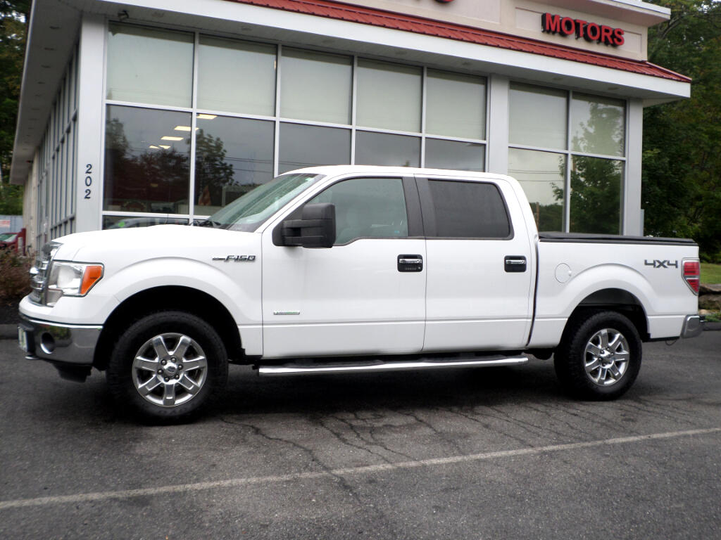 2014 Ford F-150 4WD ECO BOOST LOW MILES!!!