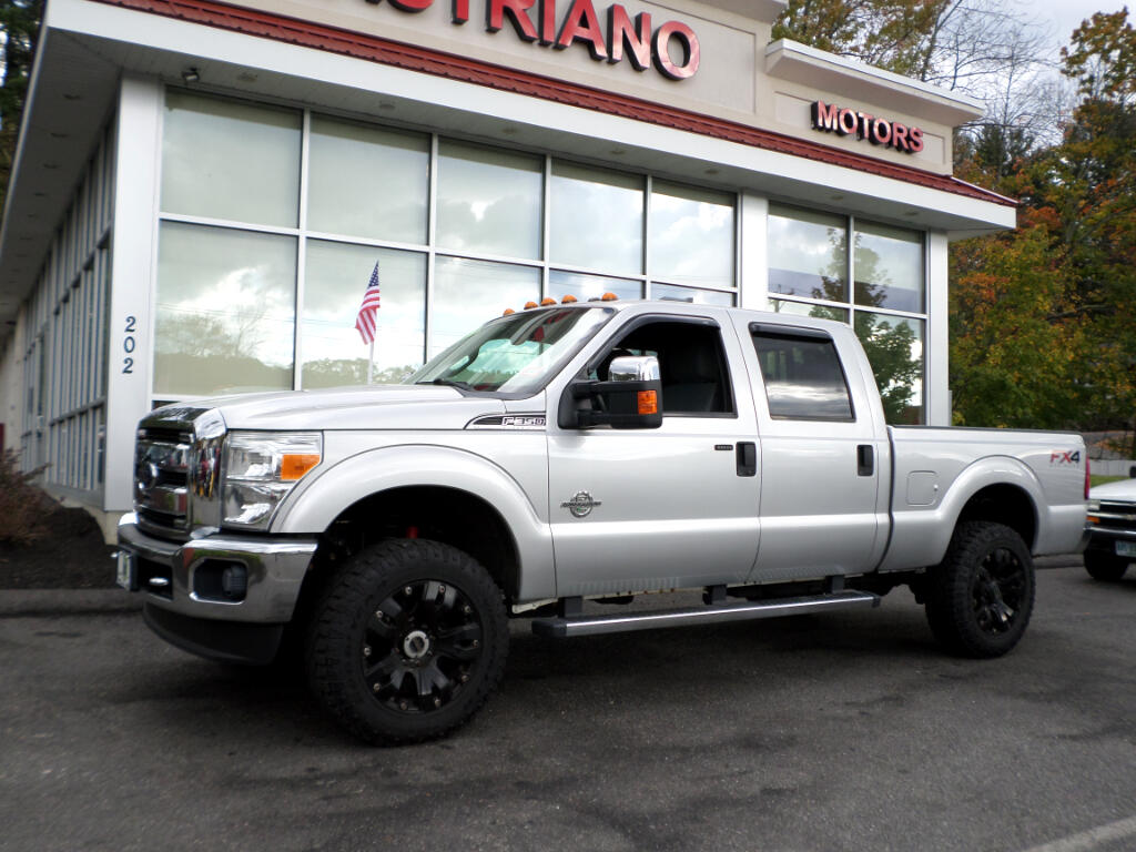 2012 Ford Super Duty F-350 SRW POWERSTROKE DIESEL!!!