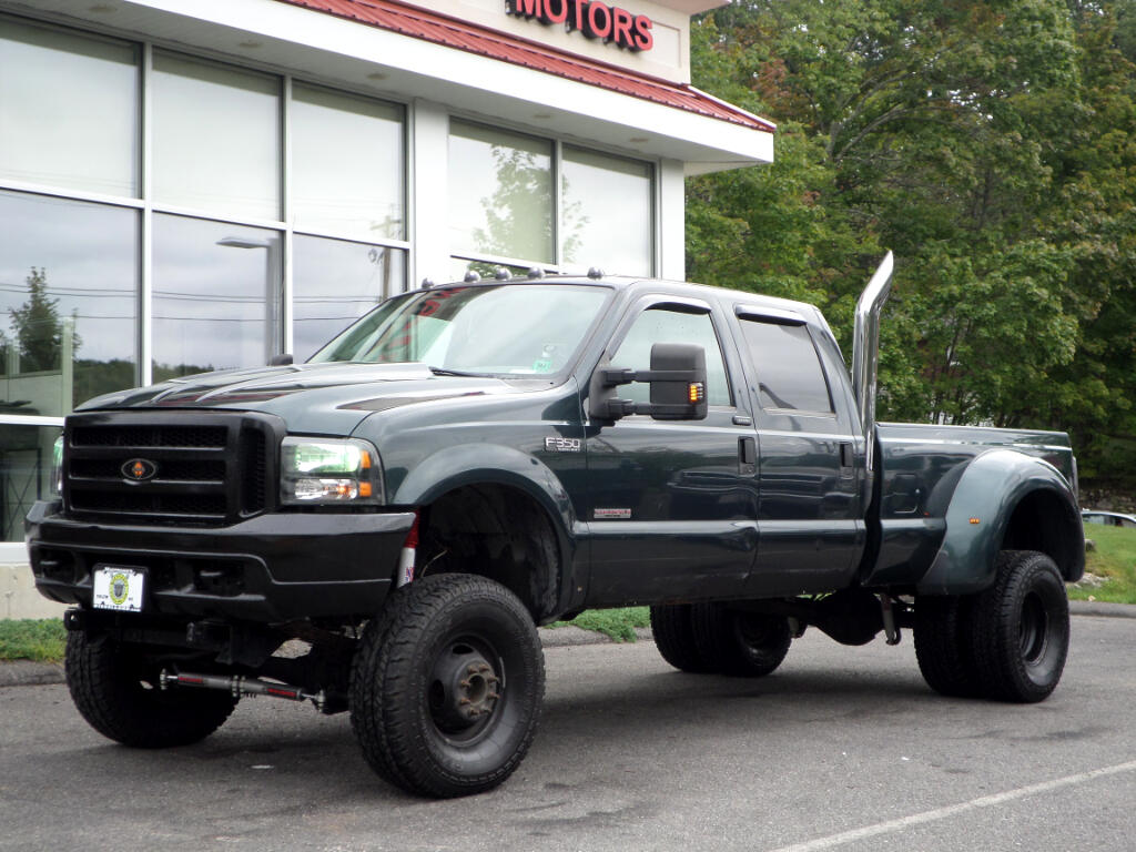 2004 Ford Super Duty F-350 DRW LIFTED DUALLY POWERSTROKE STACKS!!!!!