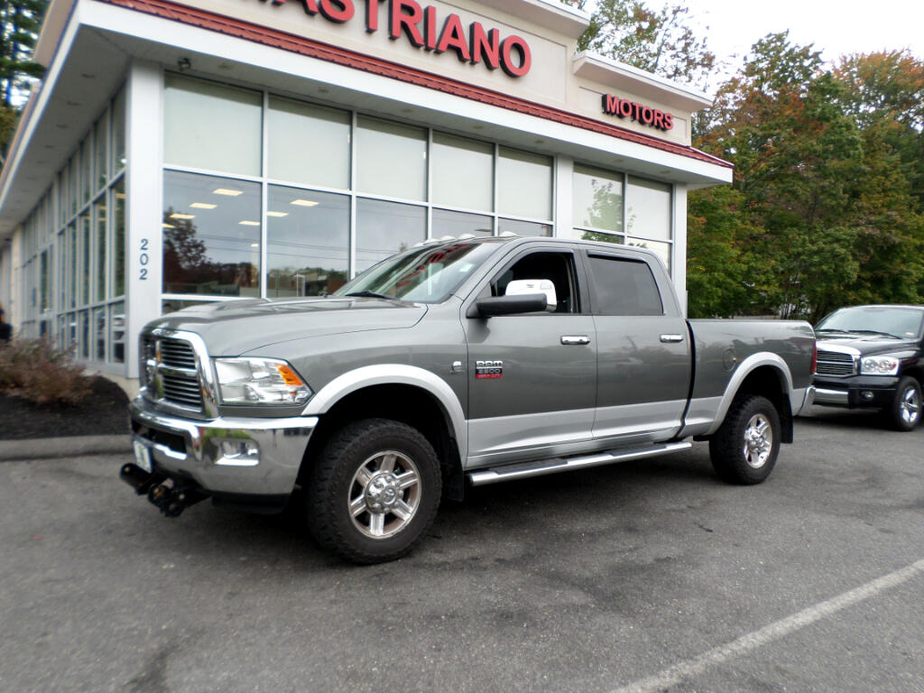 2012 Dodge Ram 2500 LARAMIE CUMMINS TURBO DIESEL