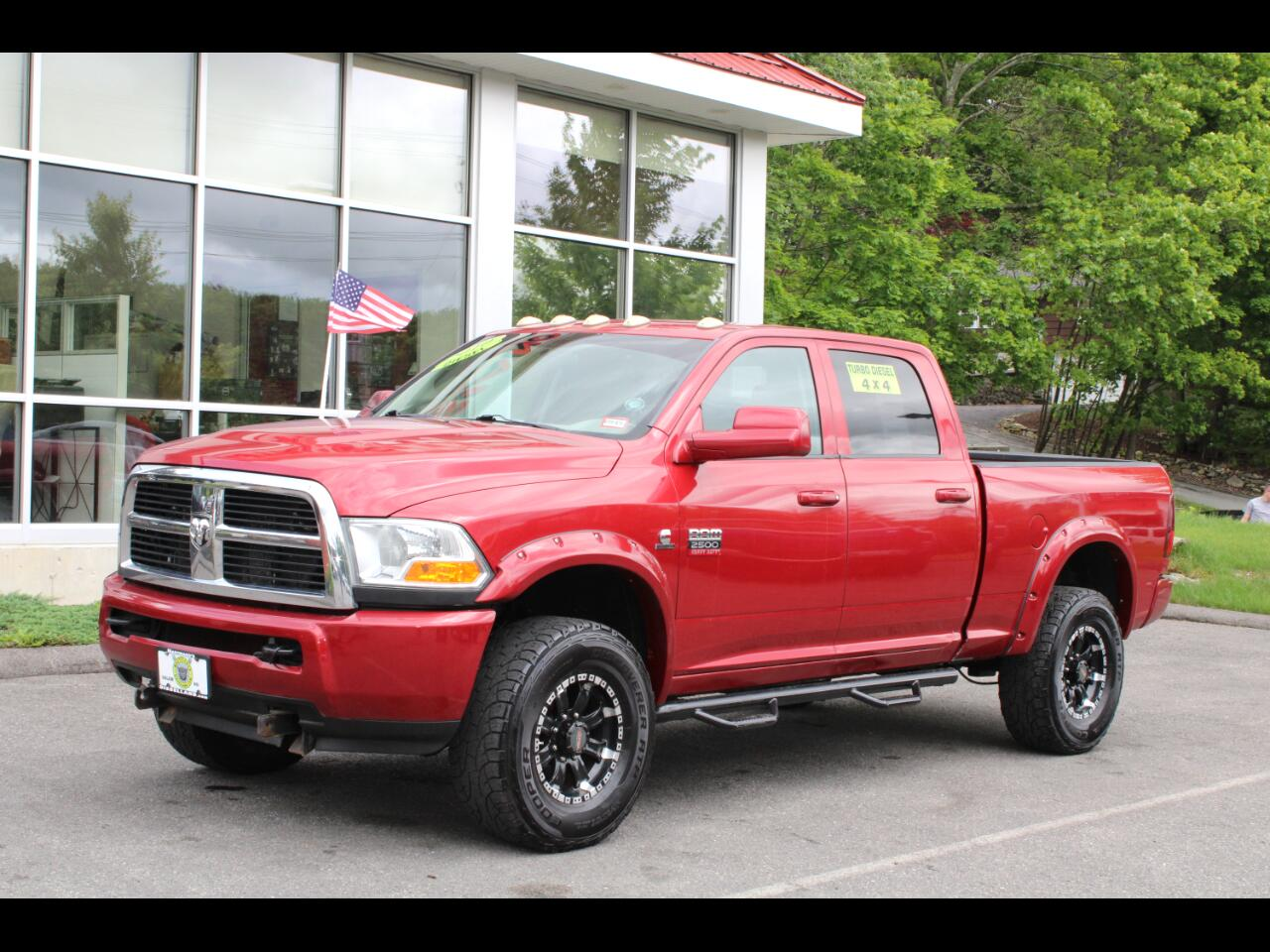 2010 Dodge Ram 2500 CUMMINS TURBO DIESEL CREW CAB LOW MILES !!
