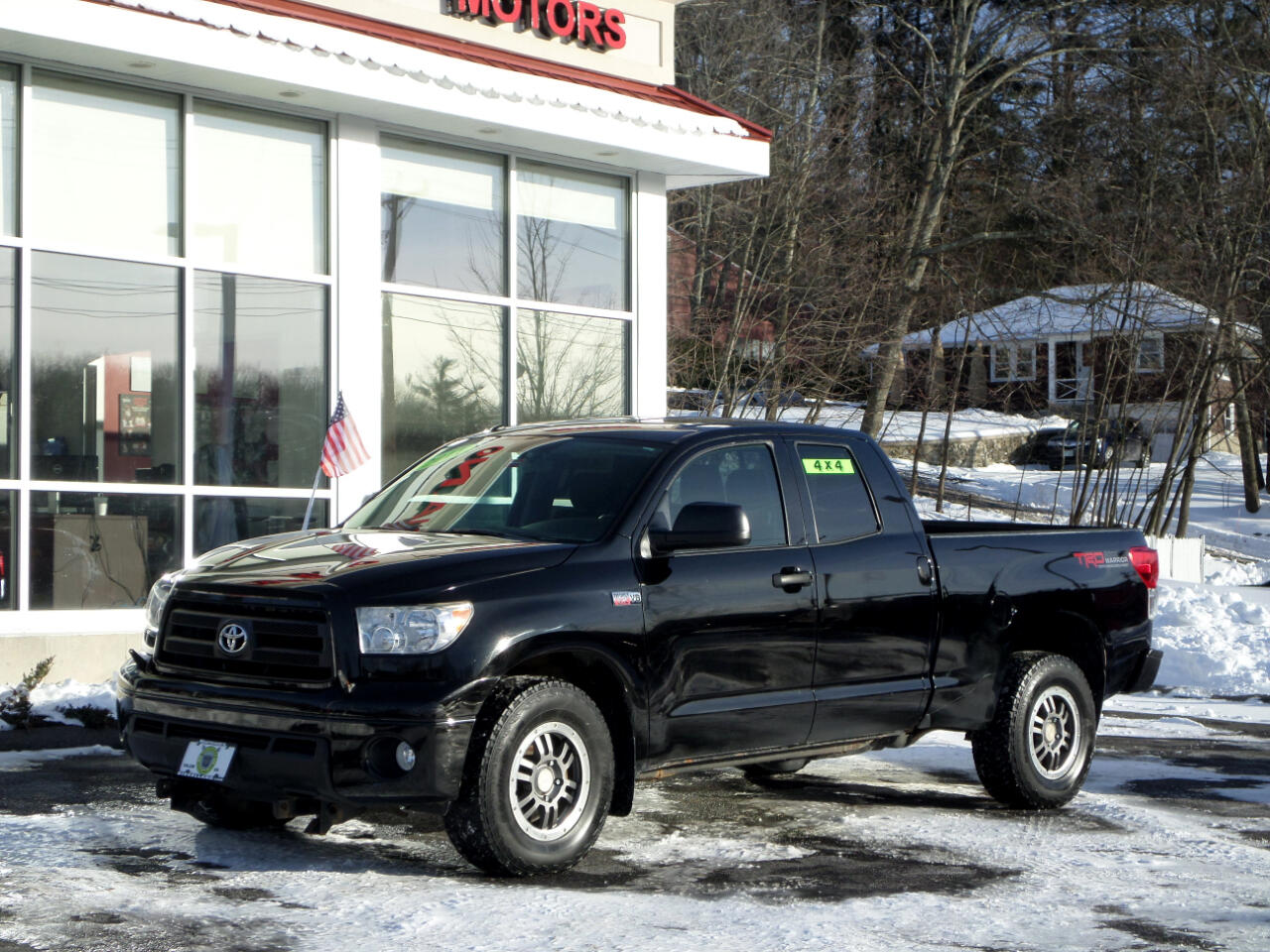 2011 Toyota Tundra 4WD Truck TRD ROCK WARRIOR VERY RARE TRUCK