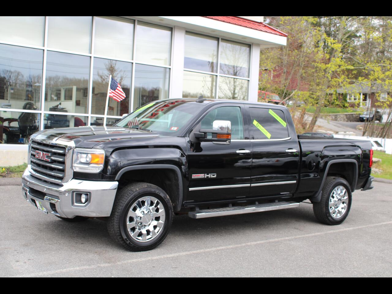 GMC Sierra 3500HD available WiFi  2015