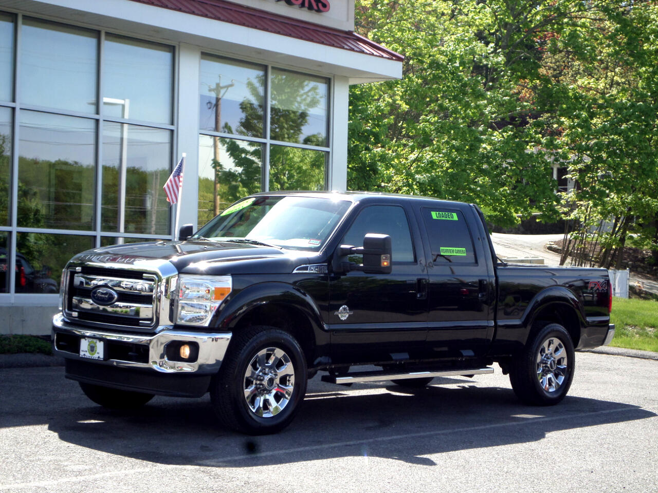 2015 Ford Super Duty F-250 SRW CREW CAB POWERSTROKE DIESEL LARIAT ULTIMATE