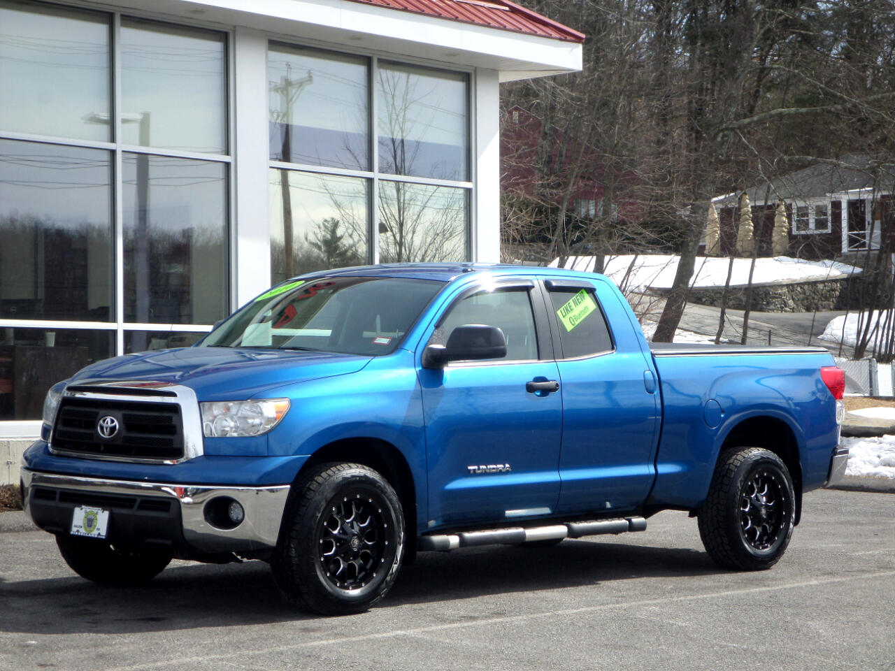 2010 Toyota Tundra 4WD Truck DOUBLE CAB ONLY 98,480 MILES !!!