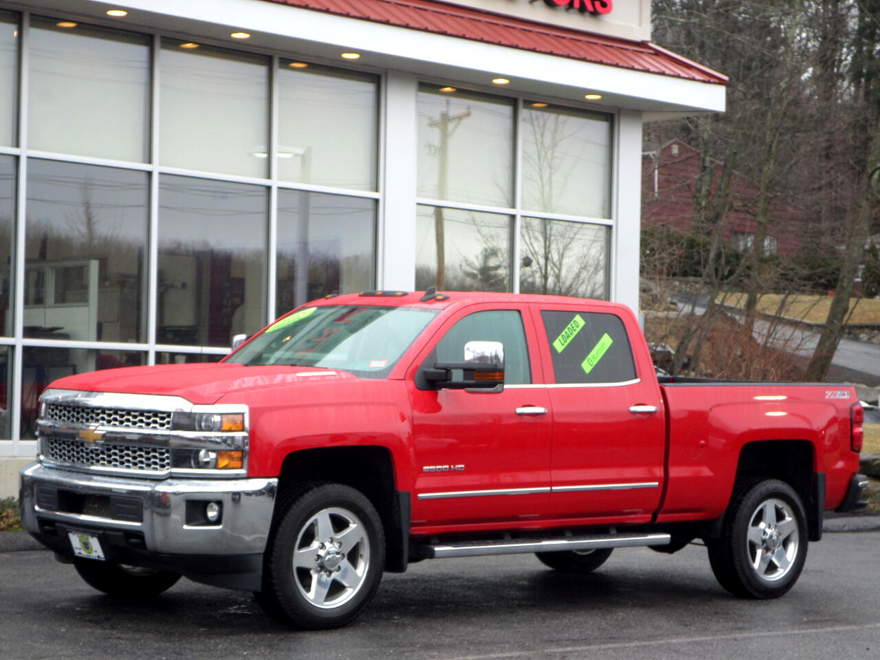 2015 Chevrolet Silverado 2500HD DURAMAX DIESEL ALLISON TRANS LOADED LTZ