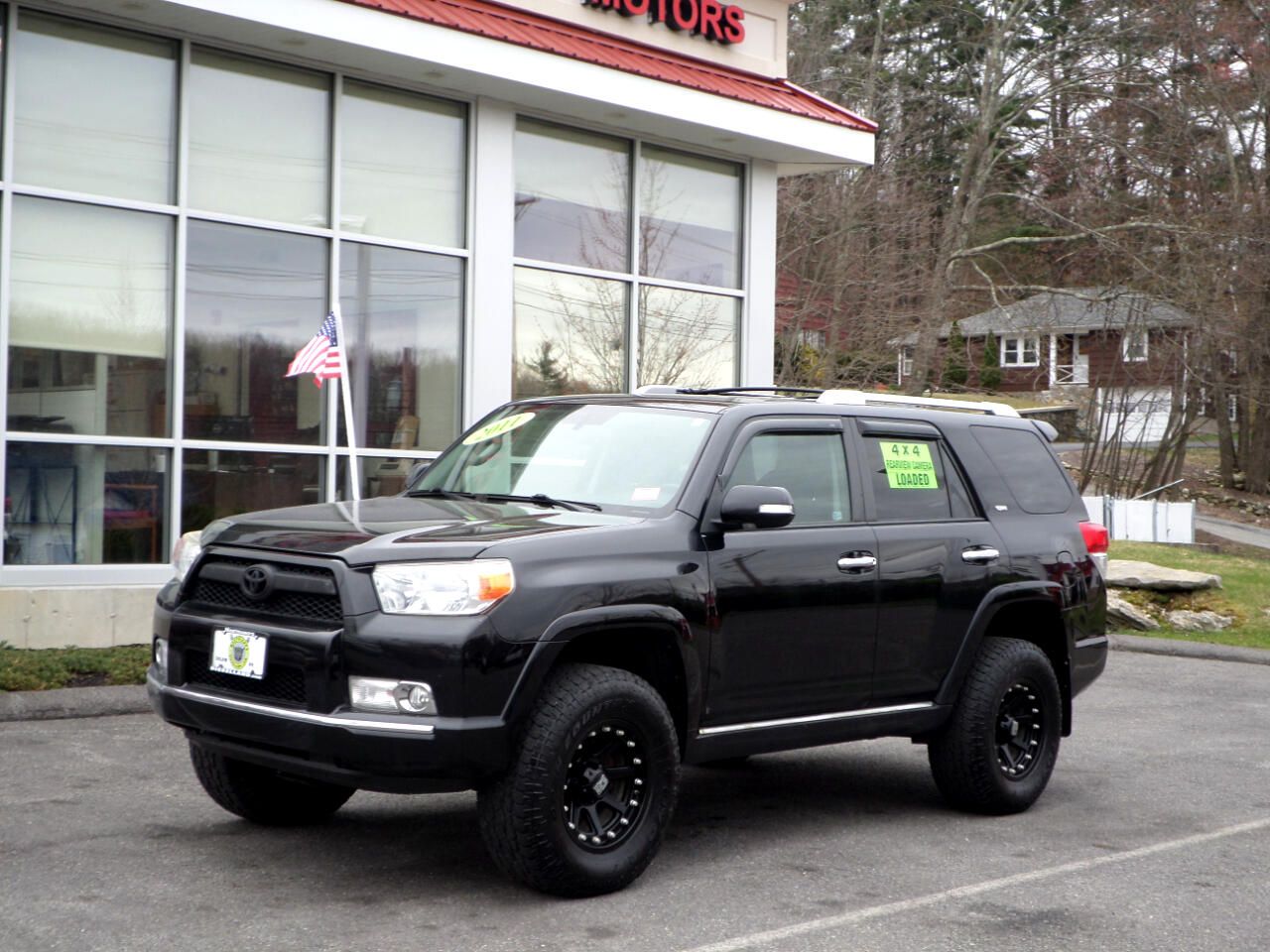 2011 Toyota 4Runner 4WD LIMITED BLACK ON BLACK LEATHER W/ REMOTE START