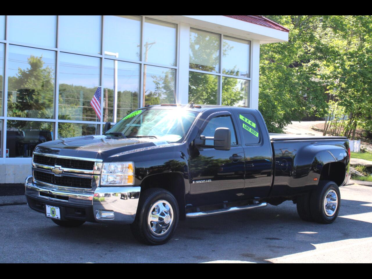 2008 Chevrolet Silverado 3500HD DURAMAX DIESEL ALLISON TRANS  DUAL REAR WHEELS