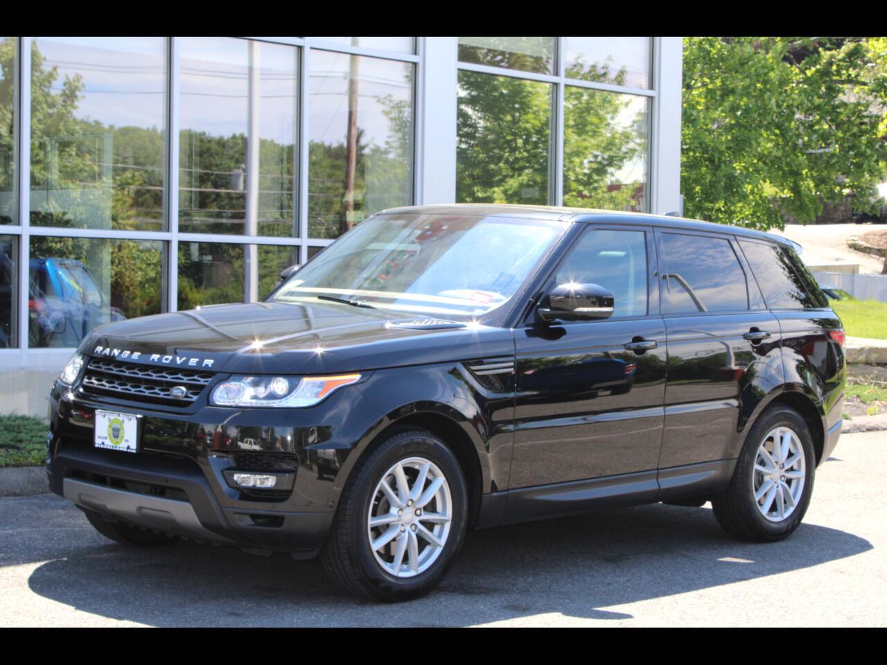 2017 Land Rover Range Rover Sport Td6 Diesel SE