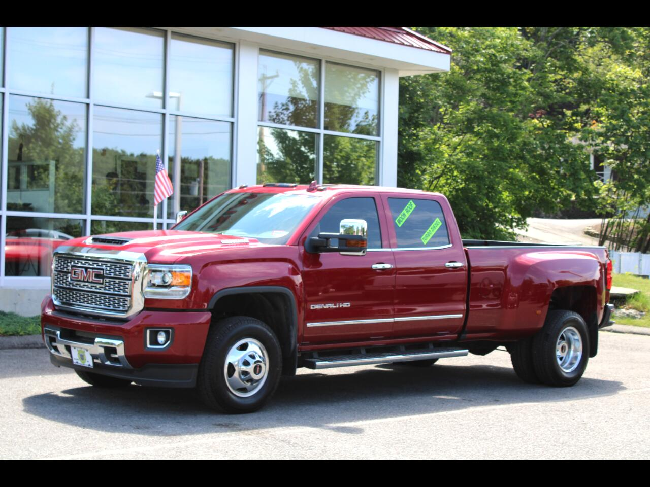 2019 GMC Sierra 3500HD DENALI DURAMAX DIESEL DUALLY FULLY LOADED !!