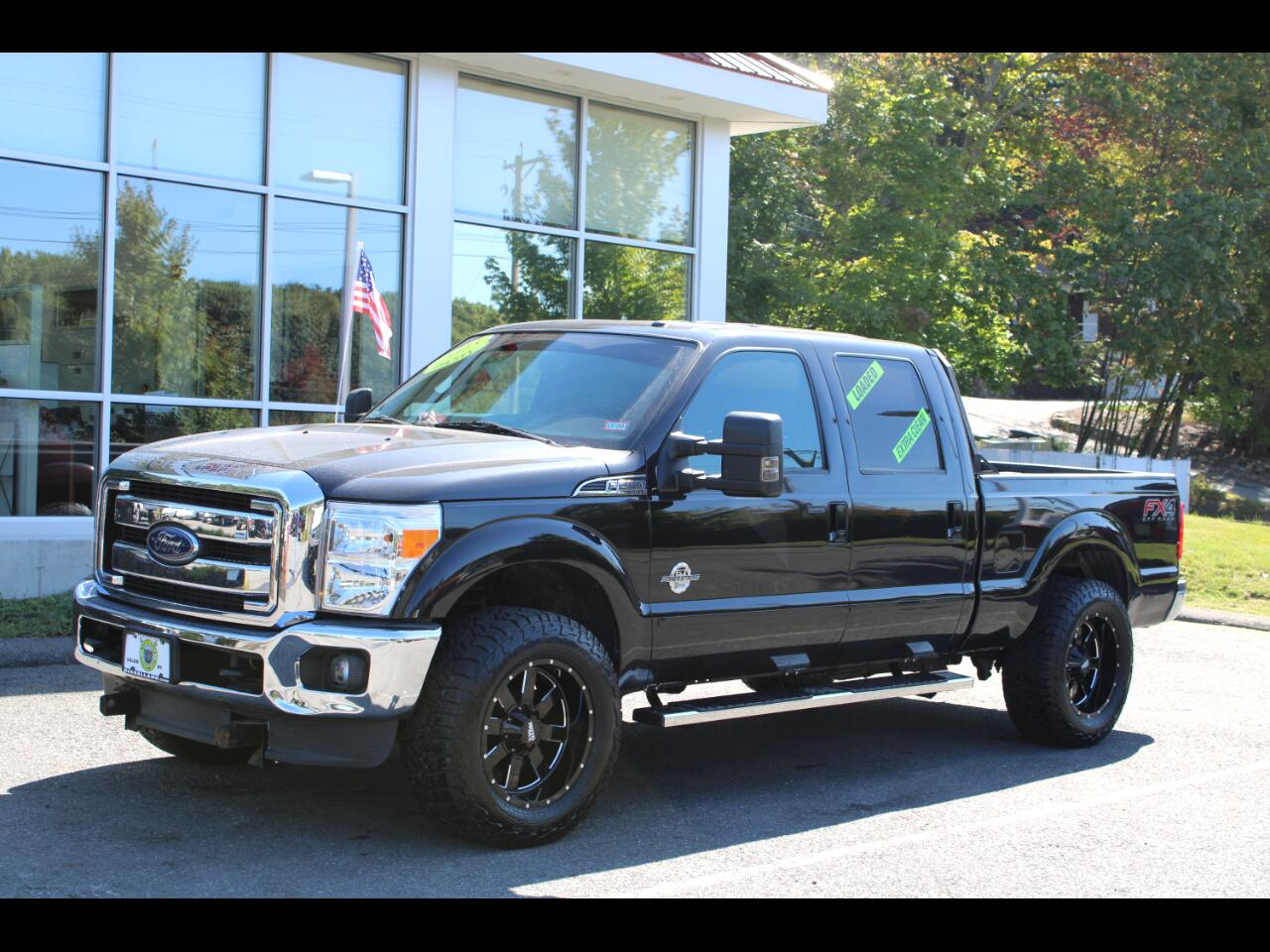 2015 Ford F-250 SD LARIAT POWERSTROKE DIESEL FULLY LOADED
