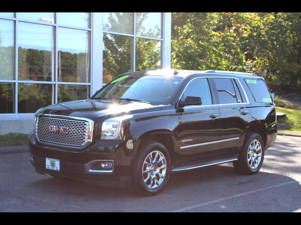 2015 GMC Yukon DENALI FULLY LOADED EVERY OPTION