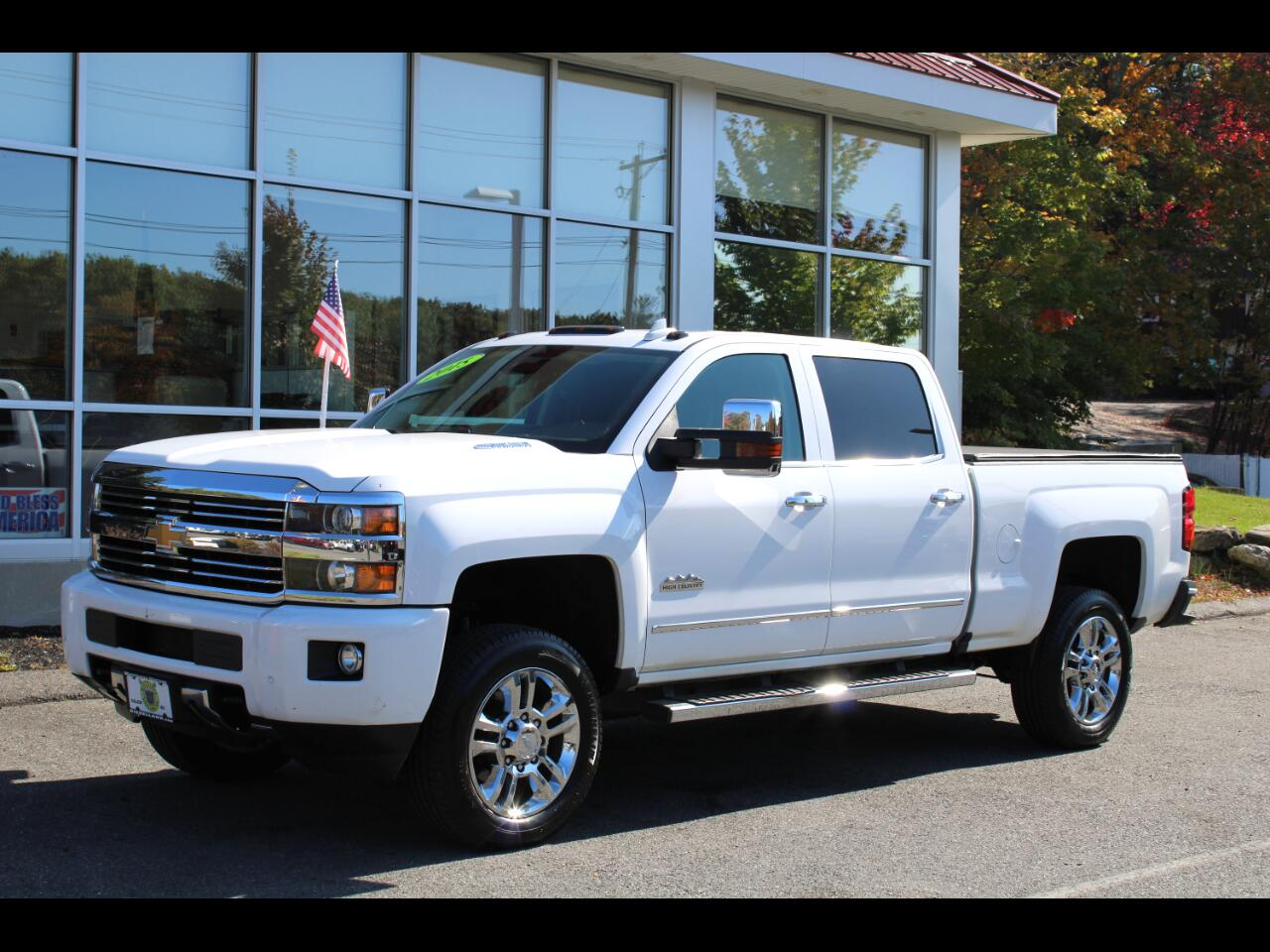 2015 Chevrolet Silverado 2500HD Built After Aug 14 DURAMAX DIESEL ALLISON TRANS HIGH COUNTRY