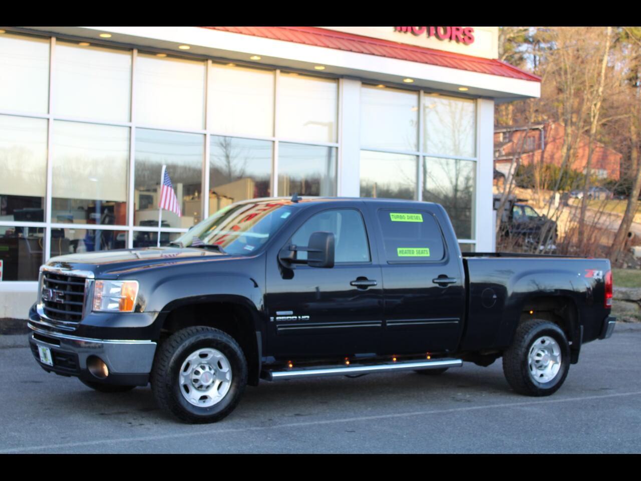 GMC Sierra 2500HD  2009