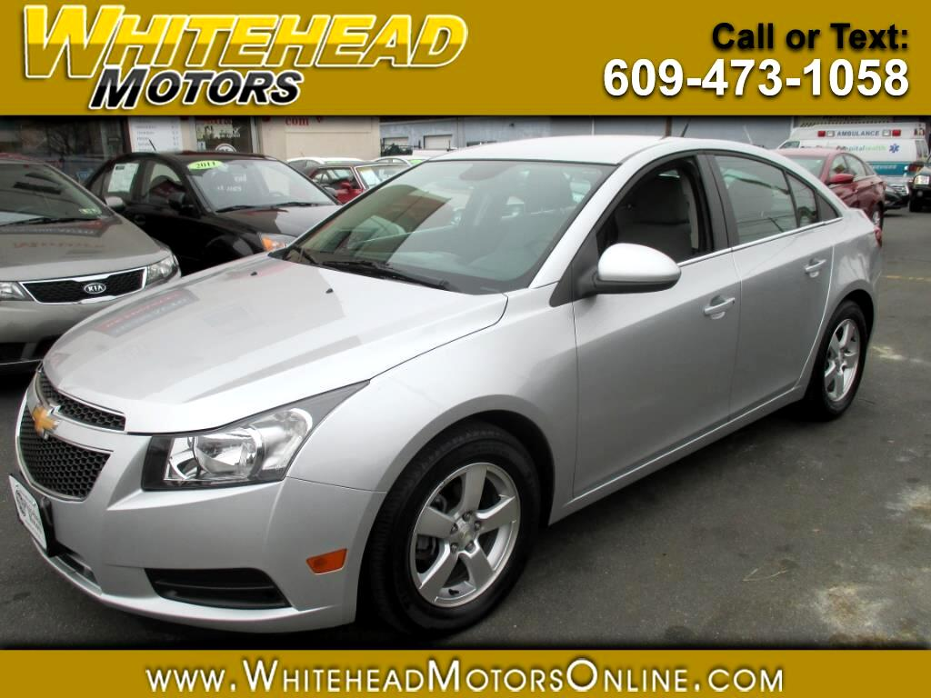 used 2013 chevrolet cruze 1lt auto for sale in trenton. Black Bedroom Furniture Sets. Home Design Ideas