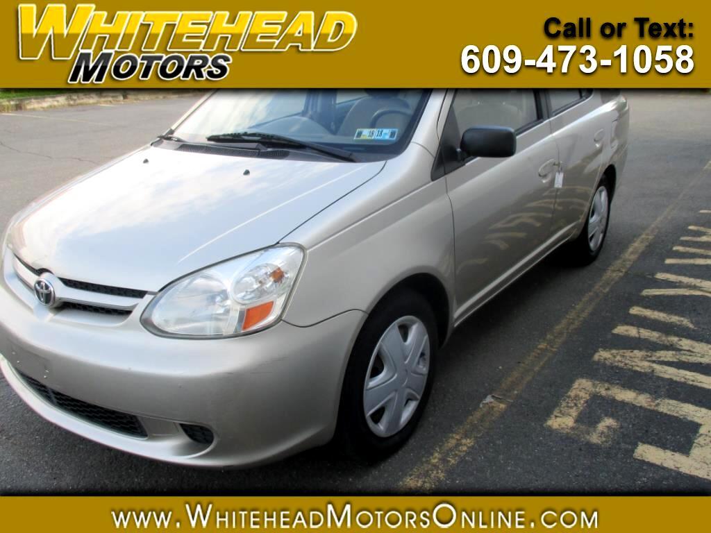 2004 Toyota ECHO 4dr Sdn Auto (Natl)