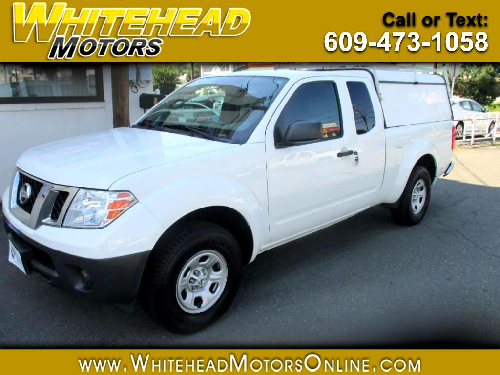 2014 Nissan Frontier 2WD King Cab I4 Auto SV