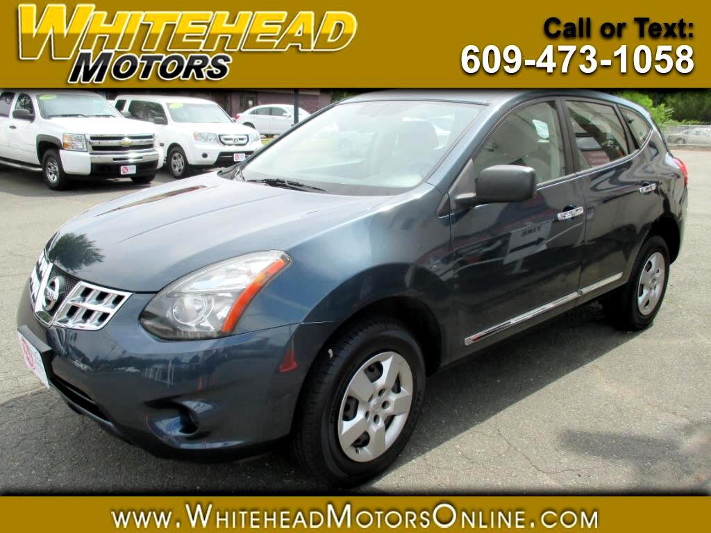 2014 Nissan Rogue Select AWD 4dr S