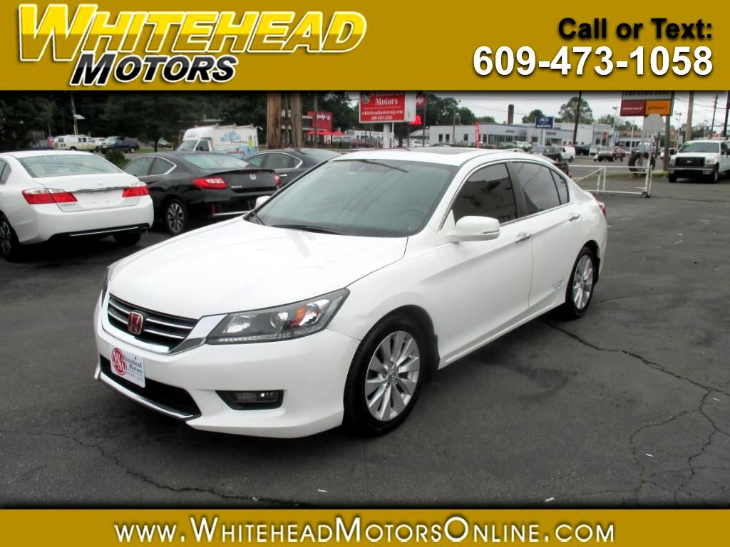 2014 Honda Accord Sedan 4dr I4 CVT EX-L
