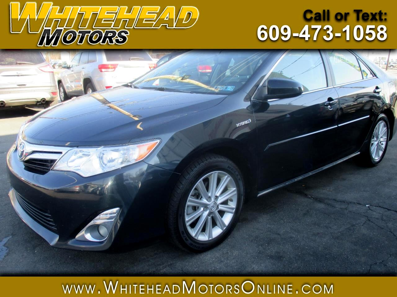 2014 Toyota Camry Hybrid 4dr Sdn LE (Natl) *Ltd Avail*