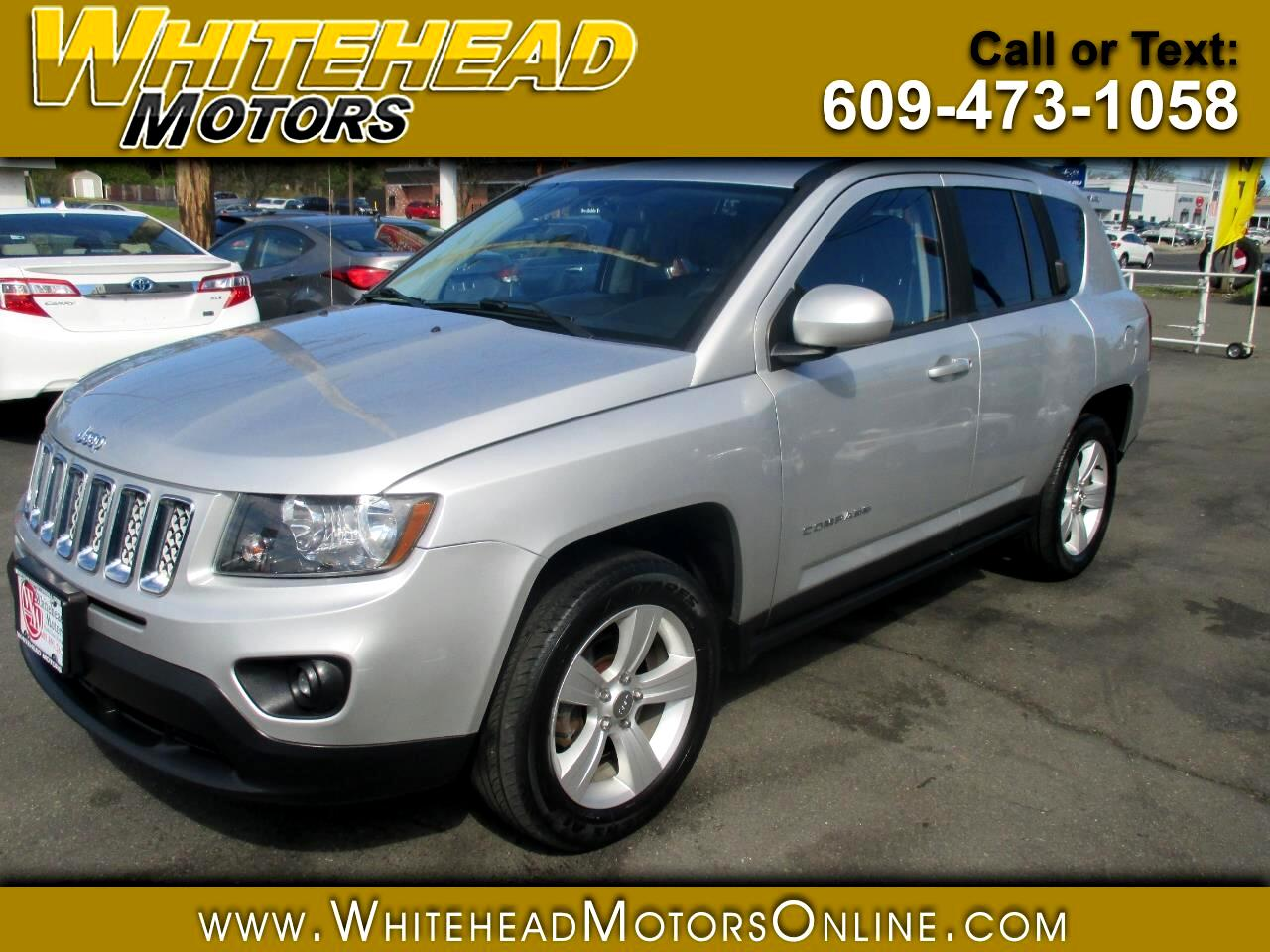 2014 Jeep Compass 4WD 4dr Latitude