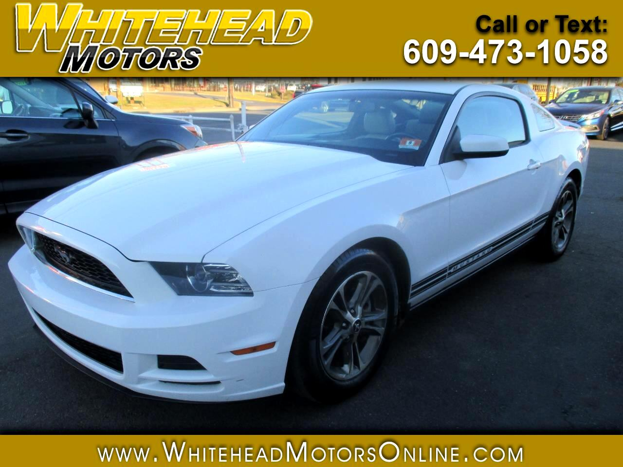 Ford Mustang 2dr Cpe Premium 2014