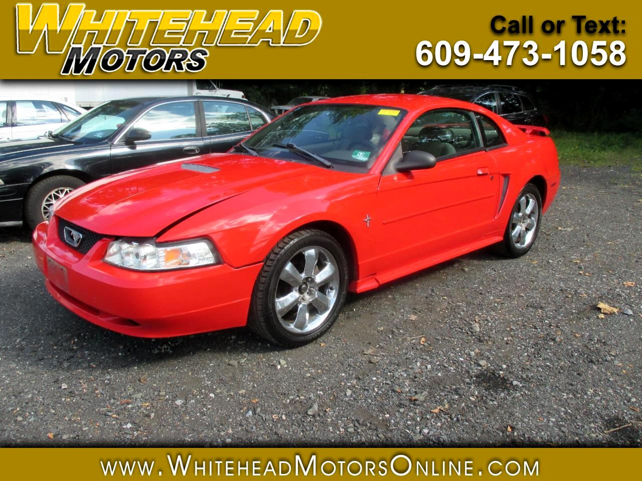 Ford Mustang 2dr Cpe Standard 2001