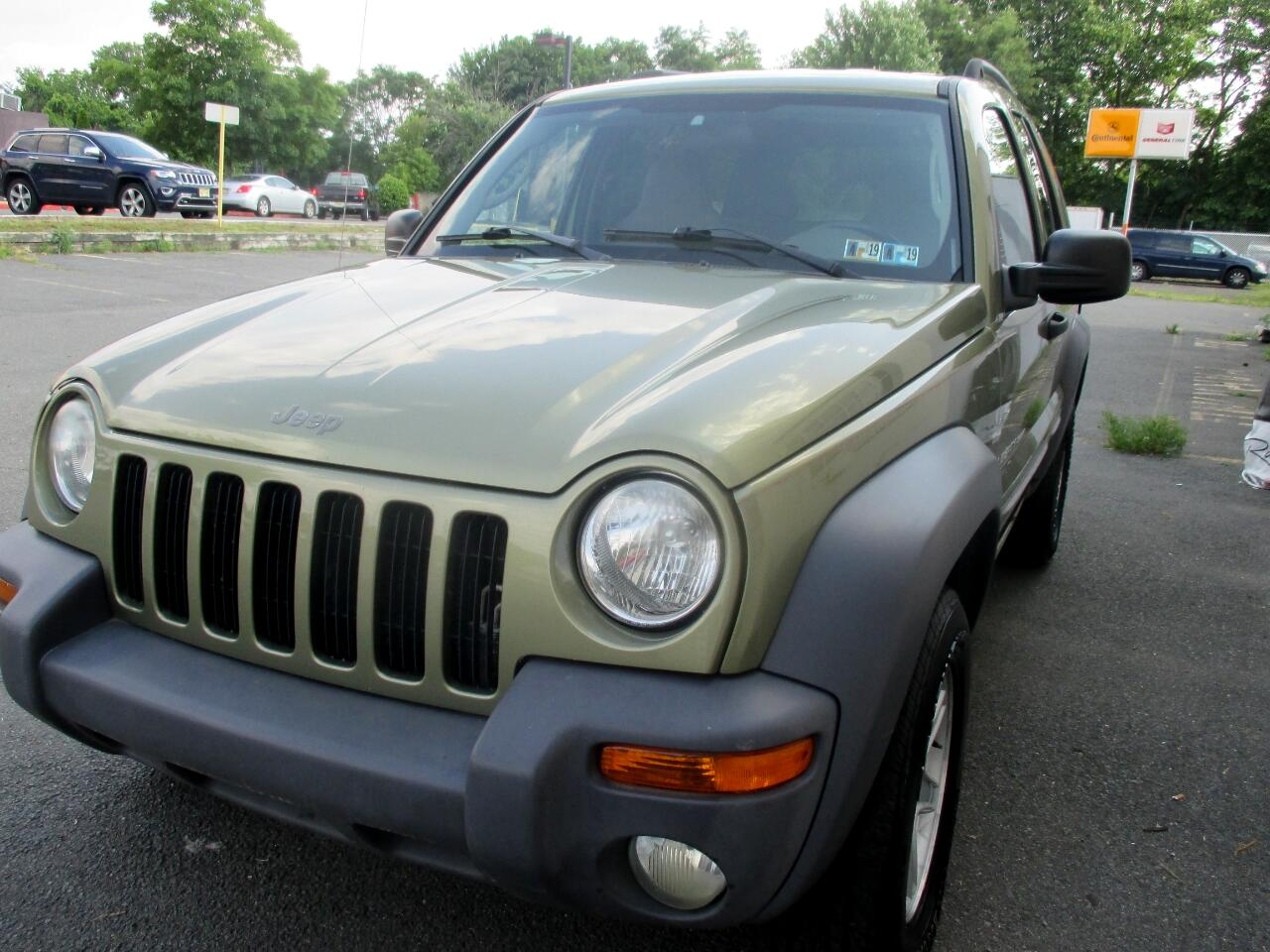 2003 Jeep Liberty 4dr Sport 4WD
