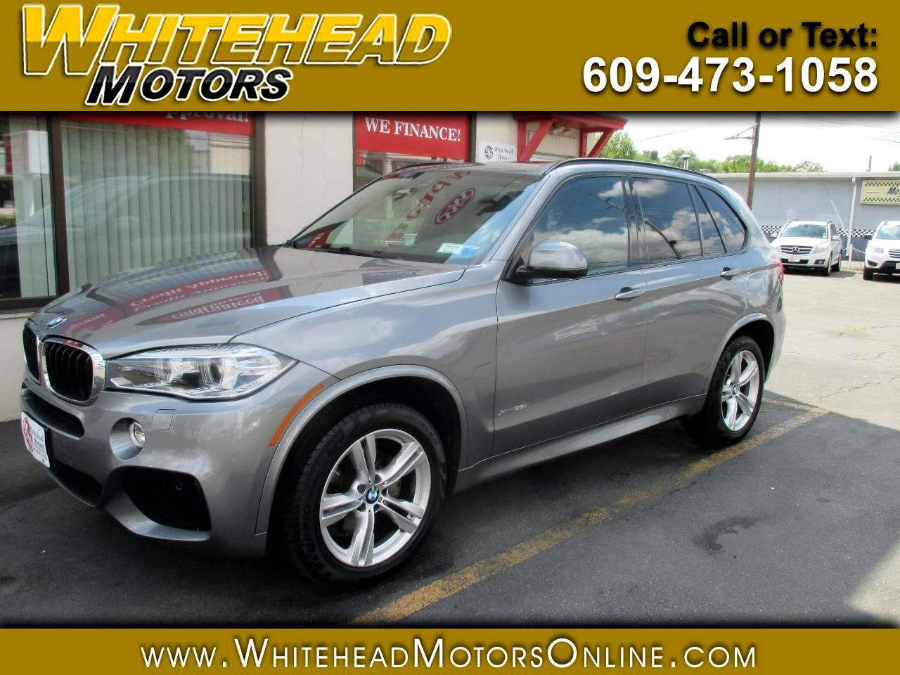 BMW X5 sDrive35i Sports Activity Vehicle 2016