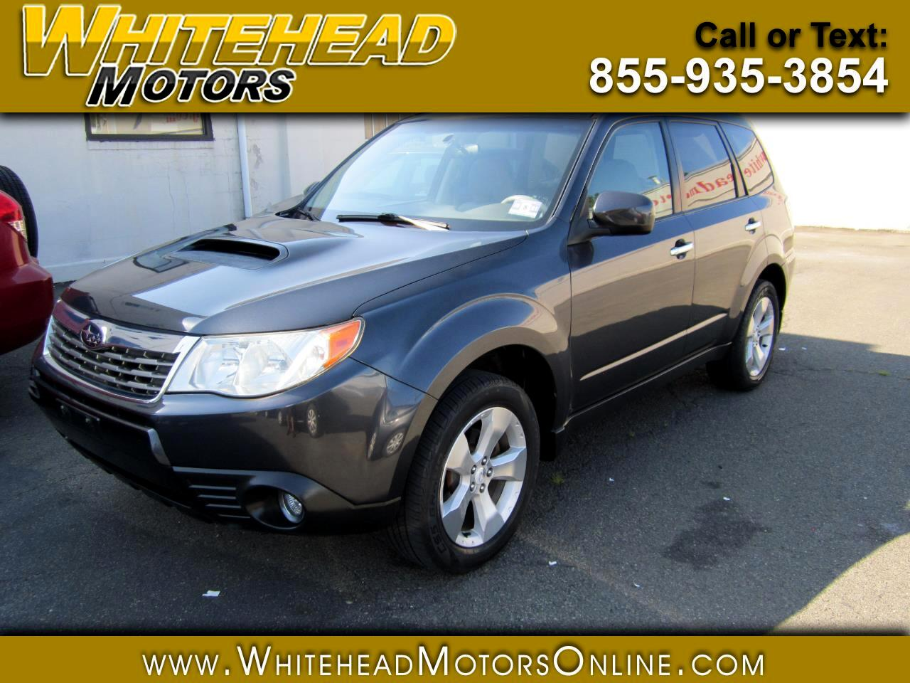 Subaru Forester 4dr Auto 2.5XT Limited 2010
