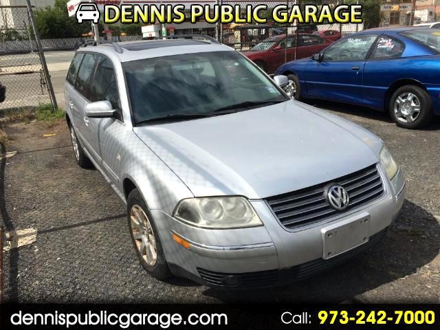 2001 Volkswagen Passat Wagon GLS