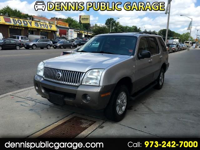 Mercury Mountaineer Premier 4.0L AWD 2004