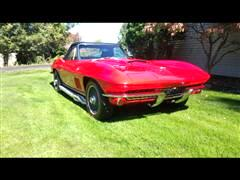 1967 Chevrolet Corvette Sting Ray