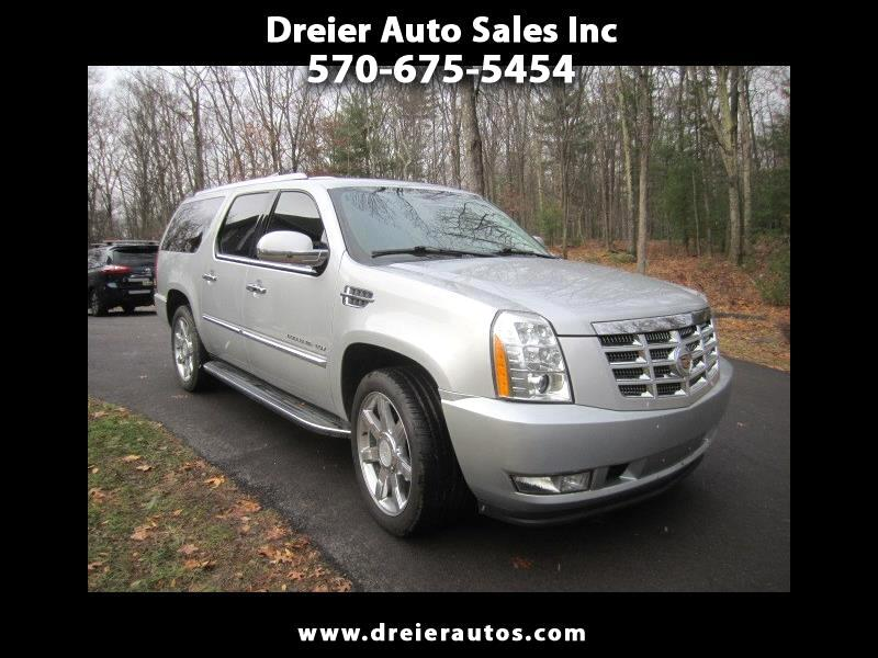 2013 Cadillac Escalade ESV AWD Luxury