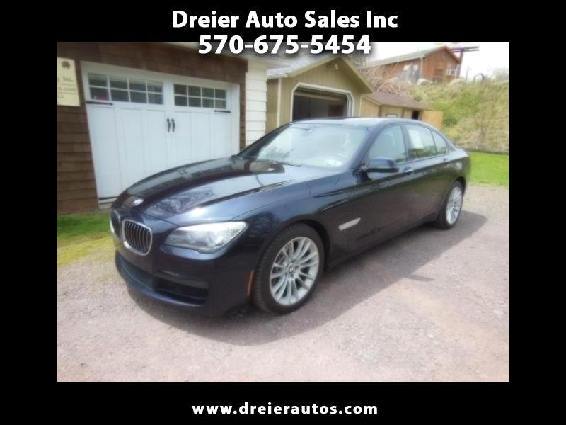 BMW 7-Series 750i xDrive 2014