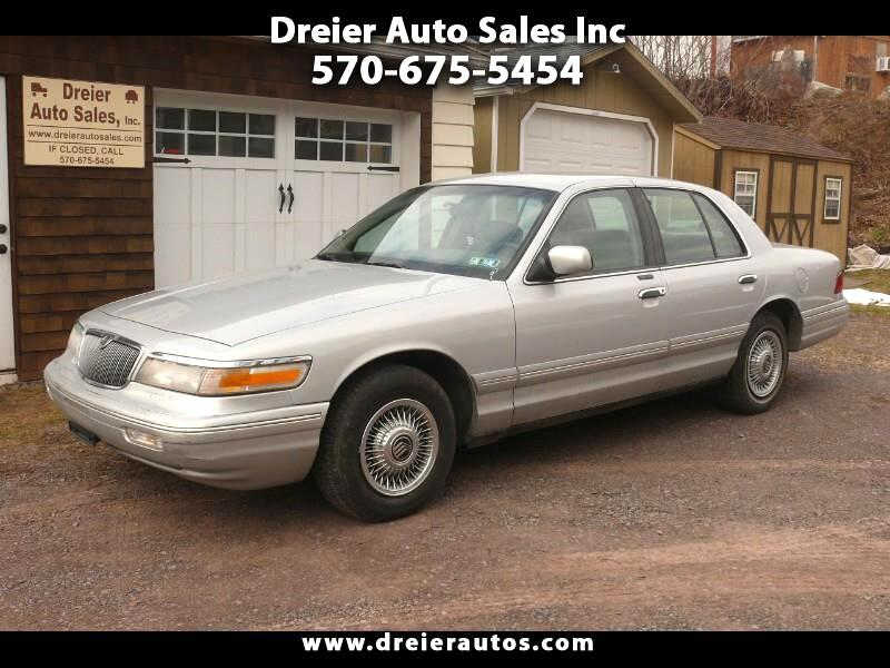 Mercury Grand Marquis GS 1997