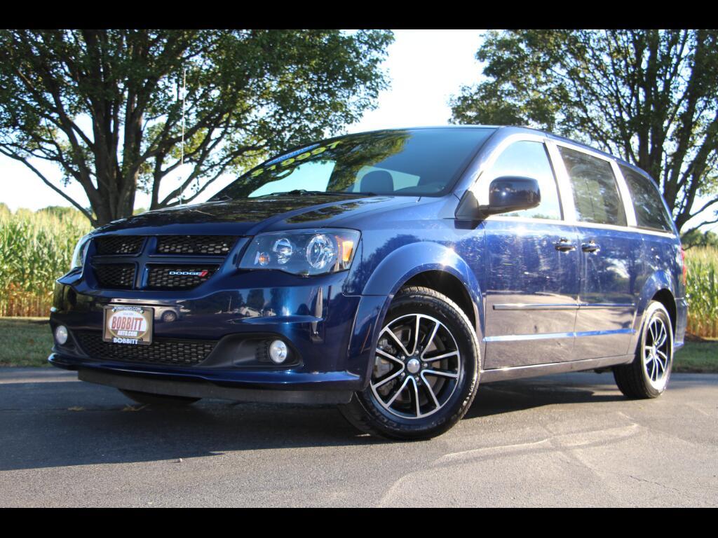 2017 Dodge Grand Caravan GT Wagon Fleet
