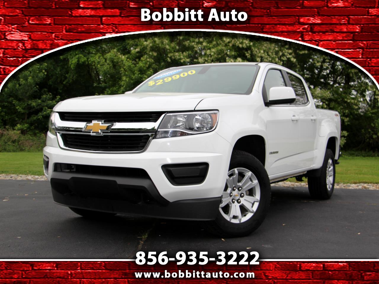2019 Chevrolet Colorado 4WD Crew Cab 128.3