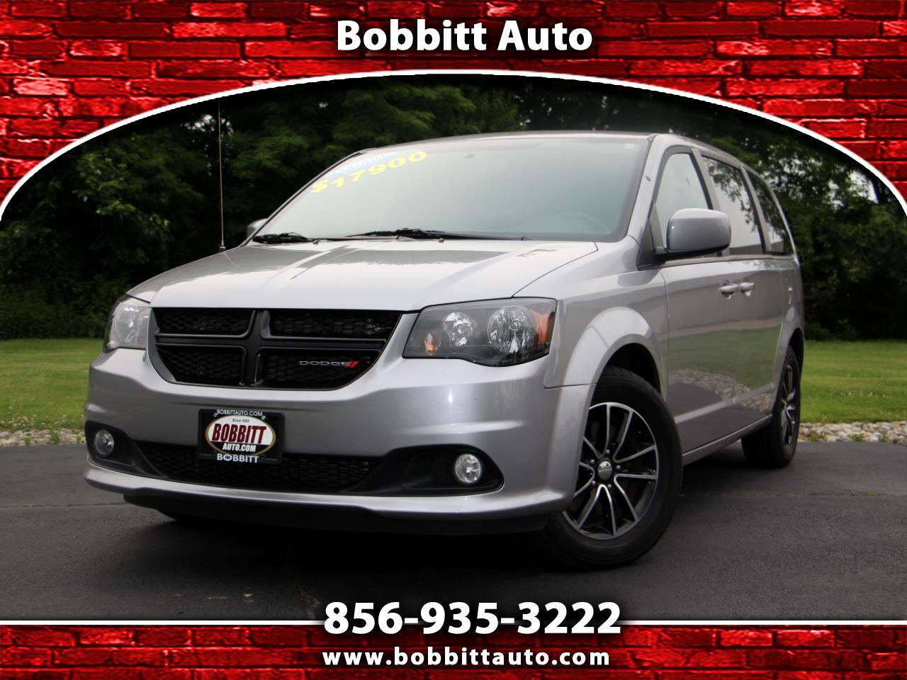 Dodge Grand Caravan SE Plus Wagon 2018