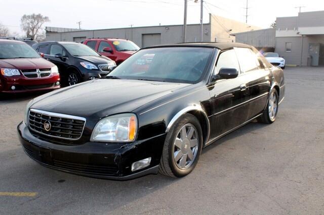 2004 Cadillac DeVille 4dr Sdn