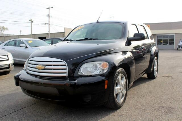 2010 Chevrolet HHR FWD 4dr LT w/1LT