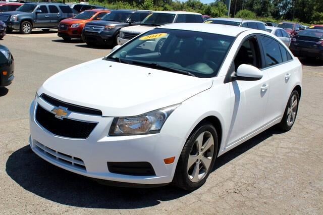 2011 Chevrolet Cruze 4dr Sdn LT w/2LT