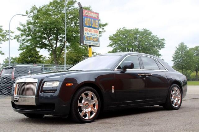 2010 Rolls-Royce Ghost 4dr Sdn