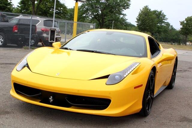 2011 Ferrari 458 Italia 2dr Cpe