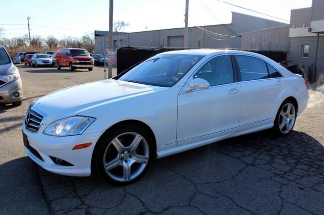 2009 Mercedes-Benz S550 4dr Sdn 5.5L V8 4MATIC